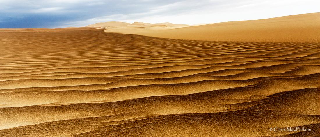 The Atacama Desert, Peru